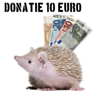 Tropical Zoo donatie 10 euro